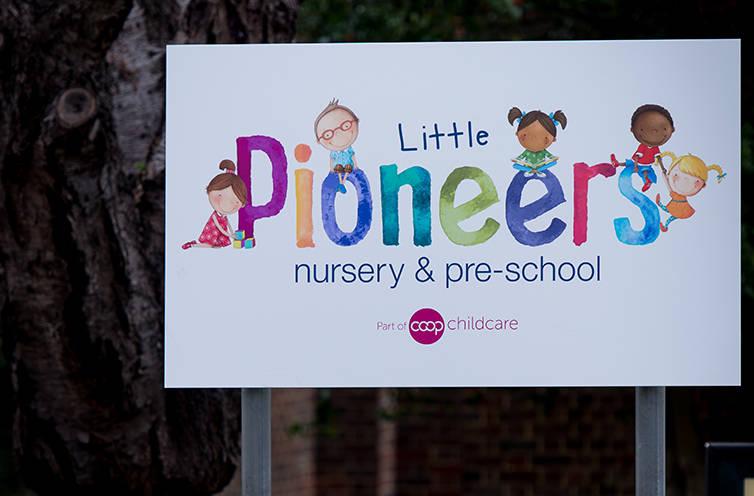 Co-operative Childcare Sutton | Little Pioneers