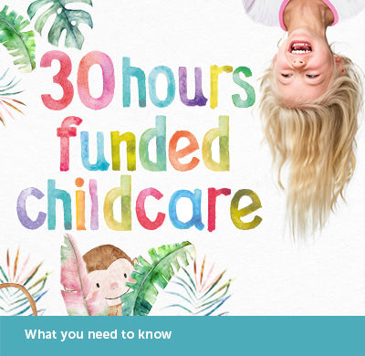 am i entitled to 30 hours free childcare